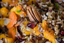 Thanksgiving Table / Beautiful delicious recipes in spirit of the thankful holiday