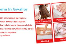 Beauty parlor in gwalior / We provide discount coupon for salon and beauty parlor in Gwalior.