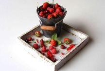 Miniature Pasta Polimerica