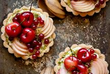 Foods that I think are beautiful / Food I find that is worthy of repinning.