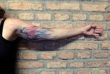 Tattoos / by Ondra Herman
