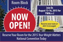 #YWM2015 / The OAC's 2015 Your Weight Matters National Convention takes place this August 13-16 in San Antonio, Texas! Join us for this 3-day educational event featuring experts in the field of weight and health! Learn more about the OAC's National Convention by visiting www.YWMConvention.com.