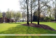 Landschappelijke tuin / Landschappelijke tuin, ontwerp & aanleg door Van Sleeuwen Hoveniers - Veghel. Meer informatie treft u op www.vansleeuwenhoveniers.nl.