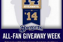 #Brewers14in14 / by Milwaukee Brewers
