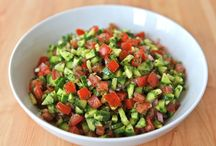 salad. / by Jennifer Biereder