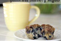 Gluten free / by Erika Bullock
