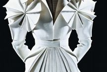 Origami and pleats