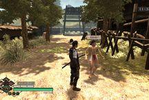 Way of the Samurai Gameplay Screenshots