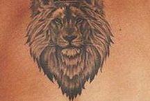 Tattoos / Lion