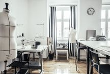 Sewing Atelier / Places we would love to work!