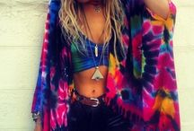 Bohemian style ☺️ / Bohemian style clothes and things ❤️
