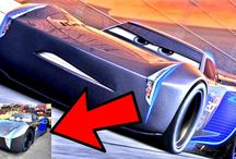 Cars 3 Animated Movie in Real Life 2017 || Jackson Storm In Real Life