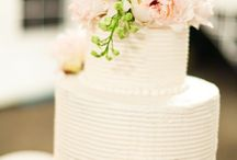 cake decorations and flowers / by Kelsey Chesterfield