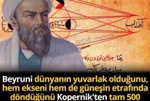 müslüman Türkler ve bilim