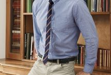 Professional attire - Men / by Career Services