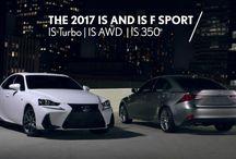 "2017 Lexus IS Luxury Sport Sedan Video Brochure: ""Dawn to Dusk"""