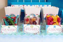 Birthday Party Ideas / by Falyn Leichner