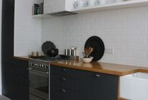 Change the kitchen