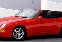 A / Sport car