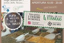 Unità d'Italia a tavola: mercato enogastronomico 2-3-4 febbraio Monza
