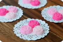 Bridal shower recipes / Great recipes for bridal showers. Also good wedding shower recipes. Heck, any shower recipes! / by Megan Russell