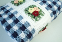 Crochet Blankets & More / afghans, throws, lapghans, pillows, etc. / by Sherry Conrad
