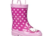 rainboots / by Kelsey Marchisio