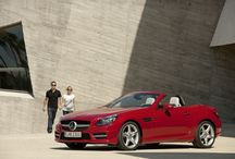 SLK 250 BlueEFFICIENCY & SLK AMG Sports Line / The SLK range receives an update today with the addition of the SLK 250 BlueEFFICIENCY engine derivative, which has the lowest CO2 emissions in its segment and consumes just 7.0 litres of premium petrol over 100 kilometres. stature and high-class interior. Even more dynamic highlights have been added with the AMG Sports Line, a standard offering across the range, which uncompromisingly takes driving pleasure and open-air enjoyment to a new level. http://ow.ly/mOOD1