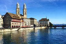 Our Zurich / MA people headquarter, World Class city and our second home - we <3 Zurich