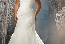 Plus Size // Mori Lee / Our favourite plus size wedding dresses from the fabulous Julietta collection by Mori Lee.  Truly elegant, Julietta gowns allow a bride's unique spirit to shine through with extras such as hand-sewn Swarovski crystals, lace and embroidery to create the perfect look.