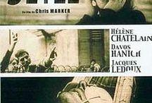 La Jetèe / is a 1962 French science fiction featurette by Chris Marker.