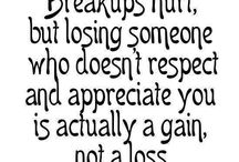 Breaking up is never easy, I know