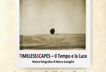 Timeless scapes / Paesaggi senza tempo. La mostra fotografica di Marco Scataglini dal 21 al 28 febbraio presso Icult Viterbo a Valle Faul