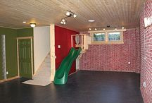 design-living and playroom ideas / by Chantal Haas