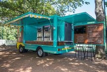 Food Trucks Cape Town / The excitement of finding a food truck with great artisnal food!