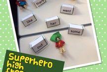 superhero reception