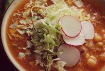 MEXICAN FOOD / WHAT THE PEOPLE WITH THE SOBRERROS EAT / by ioannis chovardian