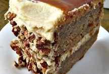 Indulgent - Cakes