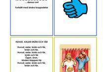 sångkort