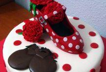Tartas flamenco