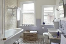 Lilac Cottage- Bathroom Ideas