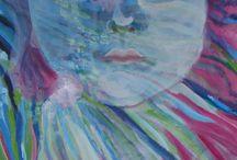 distinto e igual / proyecto de pintura propio año 2015 -