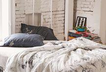 bohemian bedroom concept