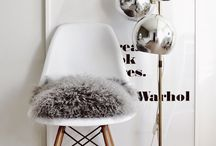 Styling vignettes / Styling vignettes inspiring Mono Luxe
