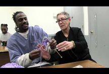 fiber art therapy