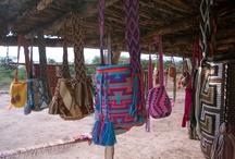SabiModa Wayuu / Todos son Mis favoritos de la tendencia Wayuu, mochilas y accesorios hechos a mano por los indios en la Guajira -Colombia, Me encantan, Bienvenida a la Wayuumania:-)