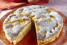 Étel és ital / Olasz almáspite