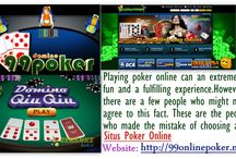 Getting the fair deal and fast withdrawal options on situs poker online / Please check if the website credentials and owner of the website before playing online game for real money. Some professional players like Daniel Negreanu, Doyle Brunson, and Phil Gordon endorses a different poker sites.
