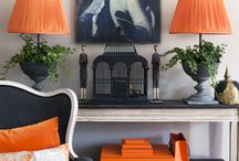 Hermes Inspired Home Decor