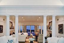 Nantucket Formal / Very formal Nantucket residence